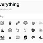 Noun Project 사용법과 저작권